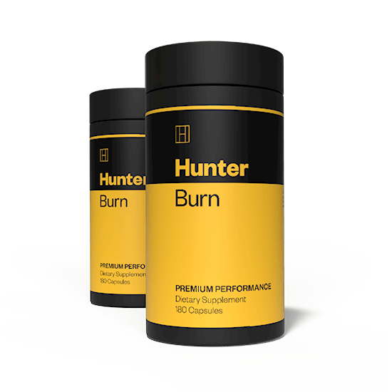Hunter Burn - Double