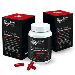 3 packages of prime male testosterone booster