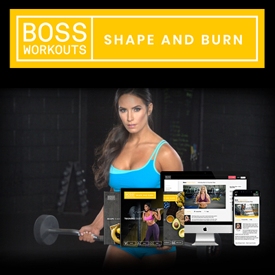 Boss Shape and Burn
